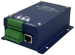ZMG-340 NMEA(Serial) Ethernet Gateway / CAN Extender