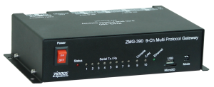 ZMG-390 NMEA(Serial) Ethernet Gateway / CAN Extender
